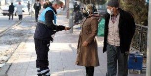 Van Büyükşehir Belediyesi vektörle mücadele çalışmaları başladı