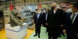 Cumhurbaşkanı Yardımcısı Oktay ve Arnavutluk Başbakanı Rama ASELSAN'ı ziyaret etti