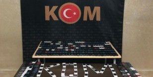 Şırnak'ta terörün finans kaynağı kaçakçılığa darbe: 4 gözaltı