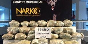 'Şırdan' bidonlarından uyuşturucu çıktı