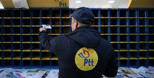 PTT son teknolojiyi kullandı, kargo ve APS kurye gönderi gelirini yüzde 13,5 artırdı