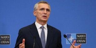NATO Genel Sekreteri Stoltenberg: Washington'daki görüntüler şoke edici