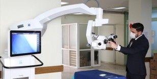 'Uzuv ve organ' kopmaları hibrit sistem ameliyat mikroskobu aracılığıyla tedavi edilecek