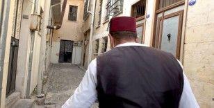 Türkiye'nin en kısa sokağı 23 adımda bitiyor