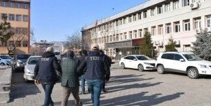Muş'taki DEAŞ operasyonunda 3 tutuklama