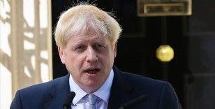 İngiltere Başbakanı Johnson, ABD'de iktidarın barışçıl şekilde devrini istedi