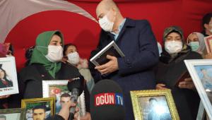 Bakan Soylu'dan Diyarbakır'da çok önemli çağrı