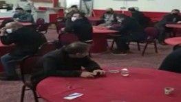 İzmir'de suçüstü kumar baskını