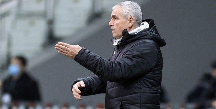Sivasspor Teknik Direktörü Rıza Çalımbay: Penaltılarımız verilmedi