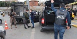 Şişli'deki özel harekat destekli denetimde 9 şüpheli gözaltına alındı