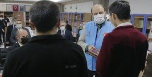 Türkiye Diyanet Vakfı 253 cezaevine 11 bin 522 Kur'an-ı Kerim hediye etti