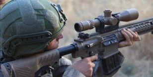 MSB: Fırat Kalkanı bölgesinde 3 PKK/YPG'li terörist etkisiz hale getirildi