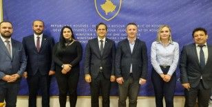 Trakya Teknopark modeli Balkanlar'a 'ihraç' ediliyor