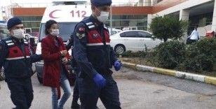 Antalya'da bir kadının kendisini darbeden kocasını av tüfeğiyle öldürdüğü öne sürüldü