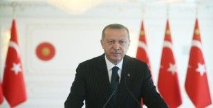 Cumhurbaşkanı Erdoğan'dan Birinci İnönü Zaferi'nin 100. yıl dönümü mesajı