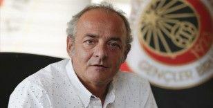 Gençlerbirliği Başkanı Cavcav: Galatasaray'ı da yeneriz. Yeter ki mücadeleyi bırakmayalım