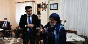 İçişleri Bakanı Soylu, şehit öğretmen Şenay Aybüke Yalçın'ın ailesiyle görüştü