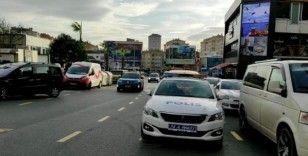 Çekmeköy'de kuyumcuda silahlı maskeli soygun