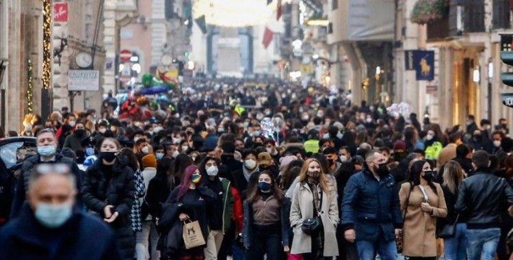 İtalya'da son 24 saatte Kovid-19'dan 620 kişi hayatını kaybetti