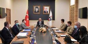 Diyarbakır İl Afet Müdahale Planı toplantısı yapıldı