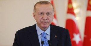Cumhurbaşkanı Erdoğan: Birlikte dünyanın her yerindeki tüm kardeşlerimiz için mücadele etmeye devam edeceğiz