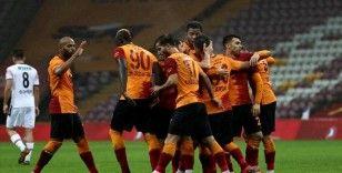 Galatasaray'dan gol yağmuru
