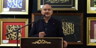 İçişleri Bakanı Soylu: '1000 Şehide 1000 Su Kuyusu' projesi en çok şehitlerin ismiyle anılmaya layık