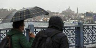 Kuraklık riski altındaki İstanbul'da yağan yağmur sevindirdi