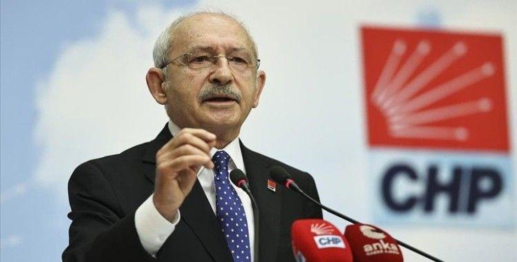 CHP Genel Başkanı Kılıçdaroğlu: Medyada sendikalaşma şart olmalı
