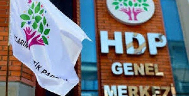 HDP'den Bahçeli'nin kapatma çağrısına yanıt: Yargı üzerinde baskı kurarak anayasal suç işliyor