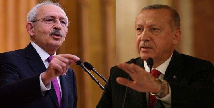Erdoğan'dan Kılıçdaroğlu'na 'sözde Cumhurbaşkanı' ifadesi nedeniyle tazminat davası