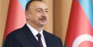 Azerbaycan Cumhurbaşkanı İlham Aliyev Moskova'da