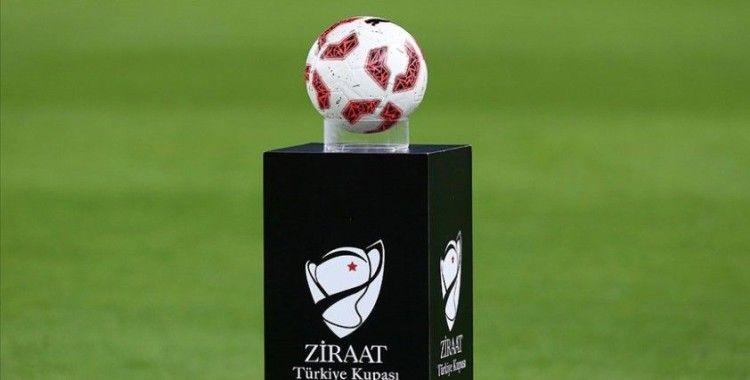 Ziraat Türkiye Kupası'nda son 16 turu heyecanı başlıyor