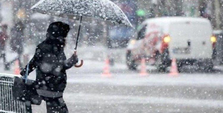 AKOM, İstanbul'a kar yağışı için tarih verdi