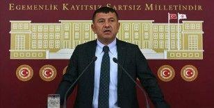 CHP'li Ağbaba: TÜİK'e göre ülkede işsizlik diye bir problem yok