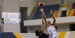 Kadınlar Basketbol Süper Ligi: Çukurova Basketbol: 64 - Fenerbahçe: 71