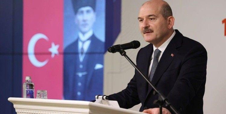 Bakan Soylu: Türkiye parlamenter sistemin içerisinde olsaydı büyük bir kaos yaşardı