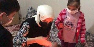 Diyarbakır'da görev yapan öğretmenden takdir toplayan kampanya