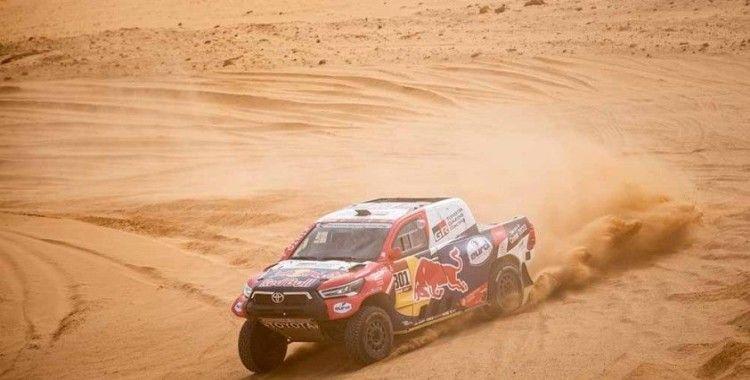Dakar Rallisi'nde Nasser Al-Attiyah 40. etap zaferini kazandı