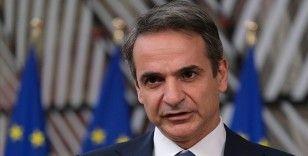 Yunanistan Başbakanı Miçotakis: İstikşafi görüşmelerin tarihinin belirlenmesi halinde temaslara katılırız