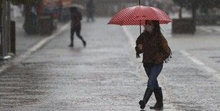 Meteorolojiden Trakya için kuvvetli yağış uyarısı