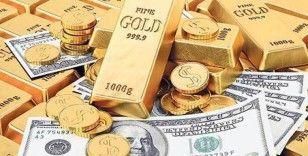 Dolar yükseldikçe, altın geriliyor