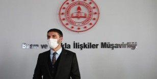 Bakan Ziya Selçuk'la isim benzerliği olan çağrı merkezi çalışanı şaşırtıyor
