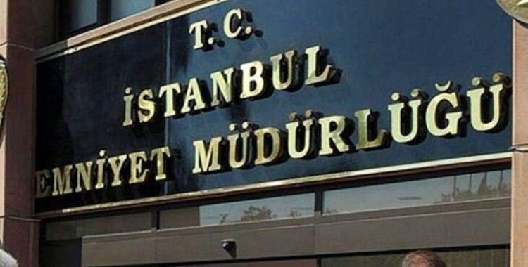 İstanbul Emniyeti, 'çıplak arama' iddialarına görüntülerle cevap verdi