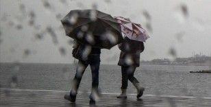 Meteorolojiden Marmara, Kıyı Ege ve Batı Karadeniz için yağış uyarısı