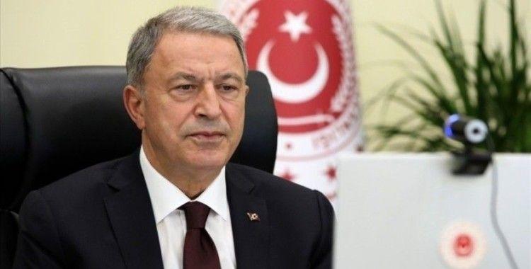 Bakan Akar Kılıçdaroğlu'na tepki gösterdi