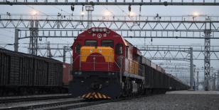 Çin'den Avrupa'ya tren seferlerinde rekor: 1.4 milyon konteyner taşındı