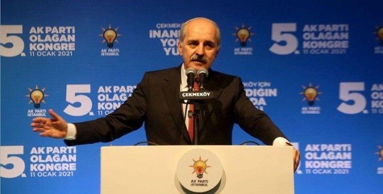 AK Parti Genel Başkanvekili Kurtulmuş: Bu memlekete demokrasi çoktan geldi