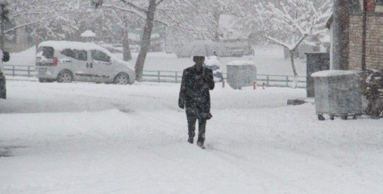 İstanbul'da 4 gün kar yağışı etkili olacak