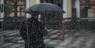 Ankara için kuvvetli yağış ve fırtına uyarısı